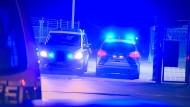 Polizeieinsatz in Weeze