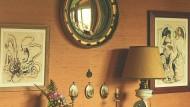 Bis heute hängen im Haus von Gisèle van Waterschoot van der Gracht die beiden Aquarelle, die Max Beckmann ihr schenkte.