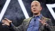 Der reichste Mensch der Welt: Jeff Bezos