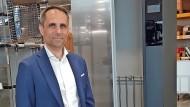 Angriffslustig: Peter Spirig, Chef von V-Zug