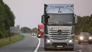 LKW sind für moderne Lieferketten unverzichtbar