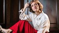 Erschließt sich Rollen über das Emotionale: Liv Lisa Fries (hier im Sommer 2018 in Berlin aufgenommen)