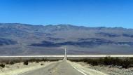 Die amerikanische Wüste als Handlungsort