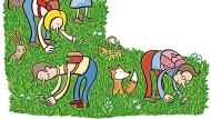 Über den Geschmack von Bärlauch-Pesto lässt sich streiten.Aber nicht über die richtige Bestimmung: Vorsicht, es besteht Verwechslungsgefahr - zu den giftigen Blättern von Herbstzeitlose oder Maiglöckchen!