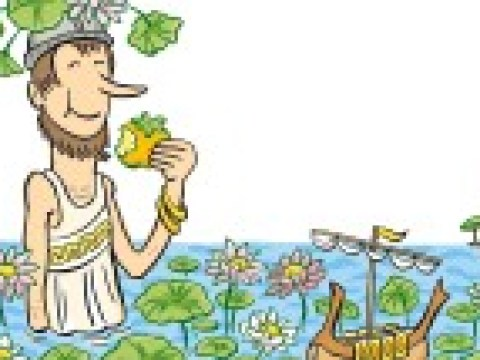 Homerische Botanik II: Was rupften sich die Lotophagen?