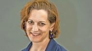 Die amerikanische, in Polen lebende Historikerin und Journalistin Anne Applebaum