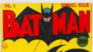 Weltrekord: Batman-Comic von 1940 für über 2 Millionen Dollar verkauft