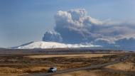 Steht in Island ein Vulkanausbruch bevor?