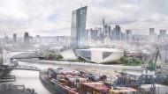 Debatte zu Frankfurter Bühnen: Hafenoper versenkt, Bürgerentscheid torpediert