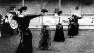 """Charlotte """"Lottie"""" Dod: Wie eine Frau einst die Sportwelt eroberte"""