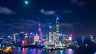 Die Zahl, aus der Chinas Träume sind: 18,3 Prozent Quartalswachstum