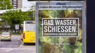 Die Bundeswehr sucht Nachwuchs und wirbt mit diesem Plakat gezielt um Handwerker.