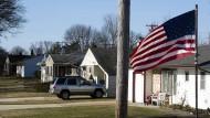 Schwarze unerwünscht: In Levittown durften nur weiße Amerikaner wohnen.