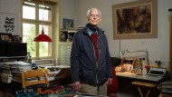 Denkt nicht ans Aufhören: Franz Mon, Vertreter der Konkreten Poesie