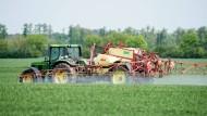 In Deutschland ist der Unkrautvernichter Glyphosat sehr umstritten.