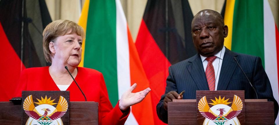 Äußerungen zur Thüringen-Wahl: AfD klagt gegen Merkel