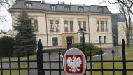 Das polnische Verfassungsgericht in Warschau