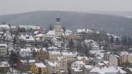 Wetter am Wochenende: Schnee und Regen in Deutschland