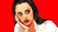Undankbar oder mutig? Sawsan Chebli
