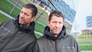 Adidas-Chef Kasper Rorsted auf dem Unternehmensgelände in Herzogenaurach
