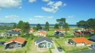 Haus an den Dünen: Ferienpark in Travemünde