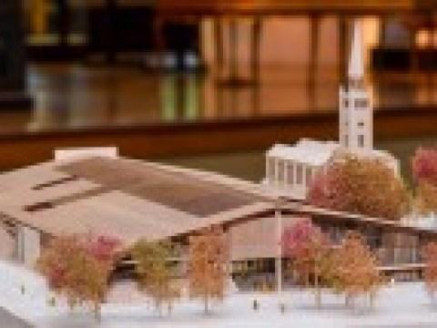 Berliner Neubau des Museums für das 20. Jahrhundert von Herzog & de Meuron