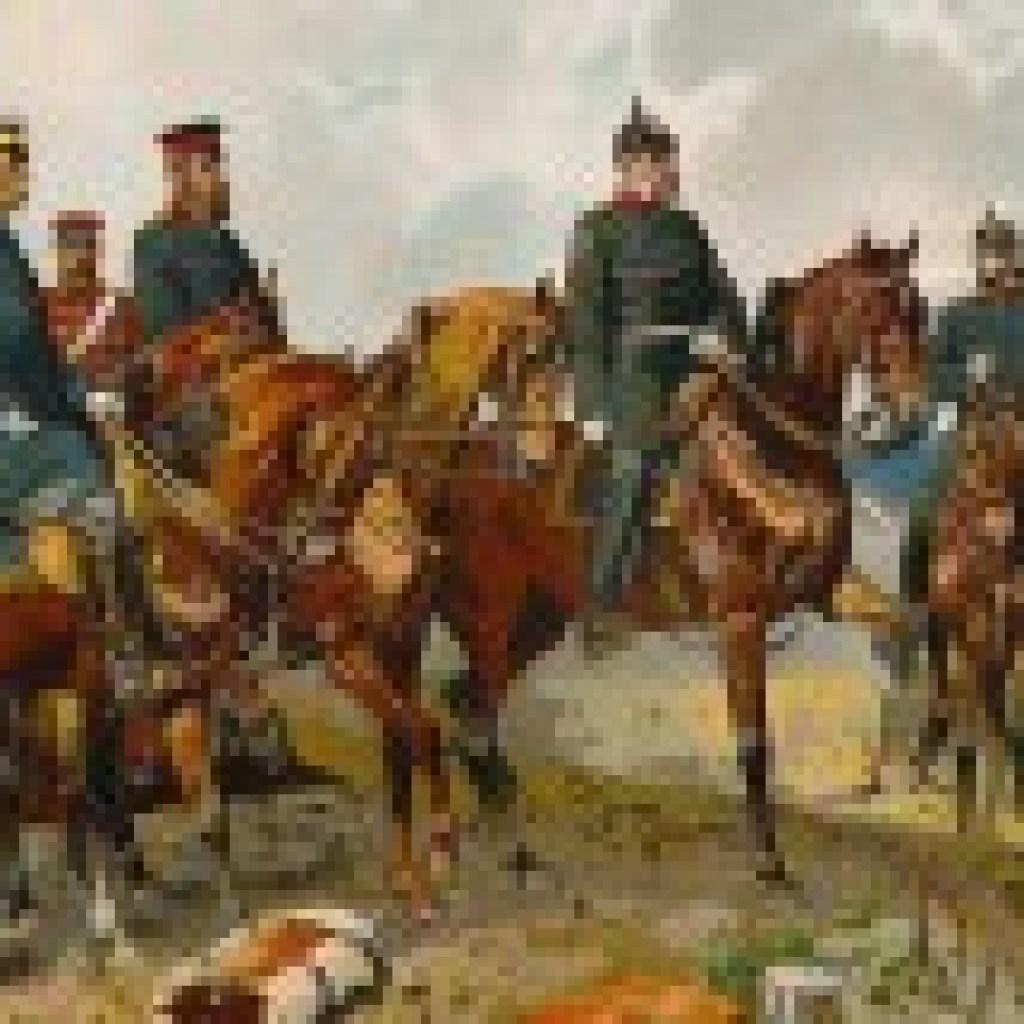 Wir sind die Urenkel Preußens: Ein neues Buch zur Geschichte der Einigungskriege