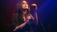 Nur die Liebenden: Yasmine Hamdan bei einem Konzert in New York
