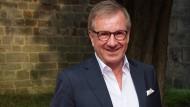 """Der ehemalige """"Tagesschau""""-Sprecher Jan Hofer ist künftig bei RTL zu sehen."""