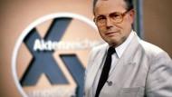 Urvater von Aktenzeichen XY: Eduard Zimmermann