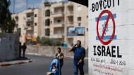 Notwehr oder Vernichtungswunsch? Aufruf zum Israel-Boykott in der Stadt Bethlehem im Westjordanland