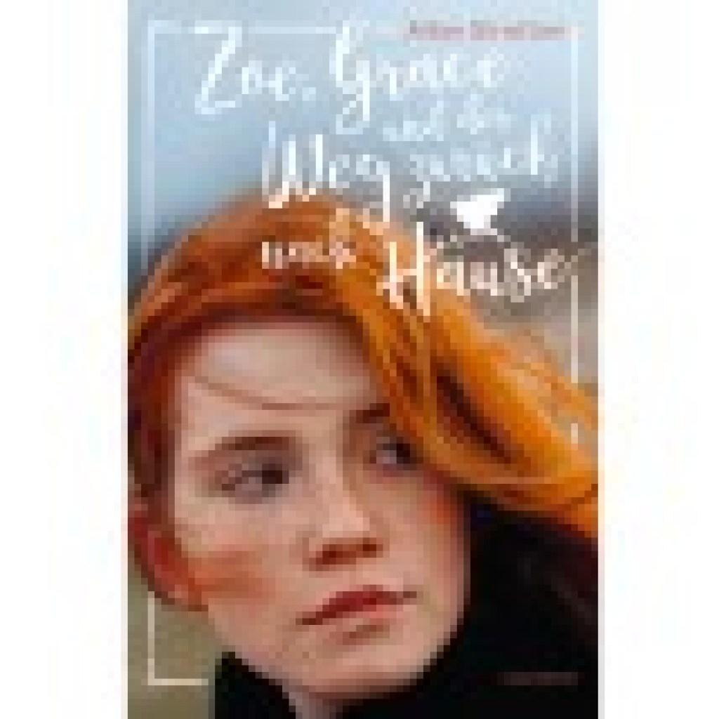 """Rhabarber? Kuchen! Allan Strattons Jugendroman """"Zoe, Grace und der Weg zurück nach Hause"""""""
