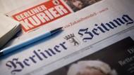 Diese Zeitungen gehören künftig dem Unternehmerpaar Friedrich.