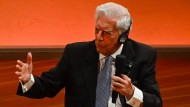 Eiserne Kondition: Mario Vargas Llosa ist der Ironman der Literaturpreise