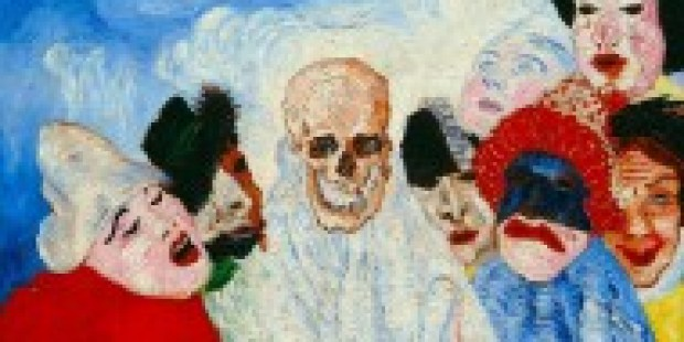 James Ensor in Mannheim: Gewalt, Licht und Pracht