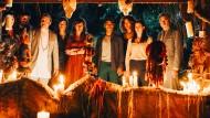 "TV-Serie ""They Were Ten"" : Insel ohne W-Lan"