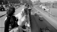 """Drawert über Dresden: """"Ich war für ein halbes Jahr in Dresden und konnte nicht in Dresden sein, ohne die Erinnerungsbilder meiner Jugend zu sehen."""""""