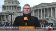 ARD und ZDF beim Kapitol-Sturm: Ja, wo senden sie denn?