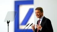 Bekommt einen Sonderbeauftragten der BaFin ins Haus: Deutsche-Bank-Chef Christian Sewing.