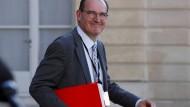 Frankreichs neuer Regierungschef Jean Castex im Mai 2020 in Paris