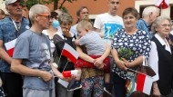 Die Wahlbeteiligung in Polen war trotz Pandemie am Sonntag hoch: Sie lag bei 64,4 Prozent.