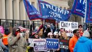 Der Machtwechsel von Trump zu Biden beginnt