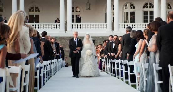 Bilderstrecke zu Chelsea Clinton hat geheiratet Unter