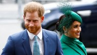 Prinz Harry und Meghan sollen Kanada verlassen haben.