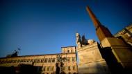 Weist Mattarella die Richtung? Der Präsidentenpalast in Rom, aufgenommen am 20. August 2019