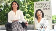 Annalena Baerbock hat ein Buch veröffentlicht - nicht zufällig kurz vor Bekanntgabe ihrer Kanzlerkandidatur.