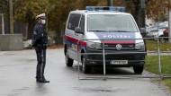 Nach einer Attacke auf einen Rabbiner in Wien wird nach einer Frau gefahndet