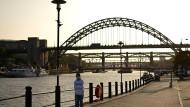 Newcastle im September
