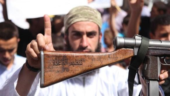 Dschihadist in Syrien