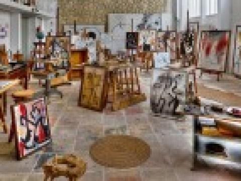 Joan Miró auf Mallorca: Jungbrunnen mit Steilküstenblick